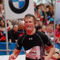 Richie mit persönlicher Bestzeit beim Haspa Marathon in Hamburg!