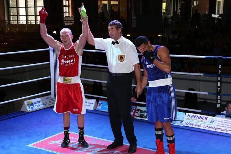 Deutsche Meisterschaften Boxen