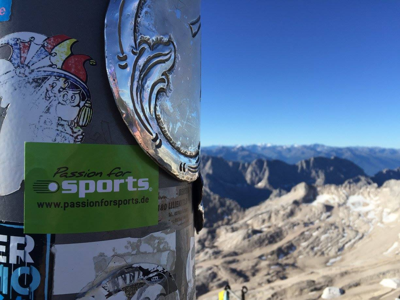 Jubiläumsgrat Klettersteigset : Ups i did it again zugspitze jubiläumsgrat passion for sports